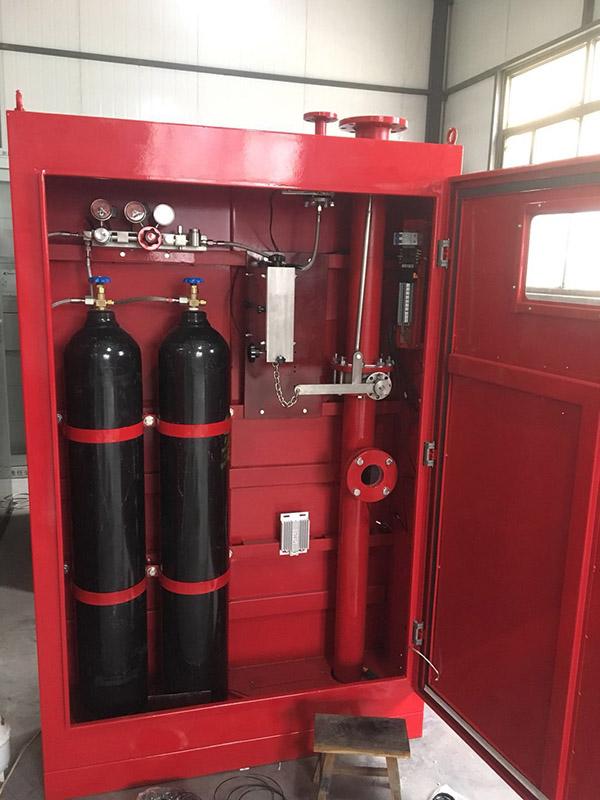 NS-BPYZD型排油-注氮式灭火装置